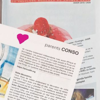 Actualités dans le journal Parents