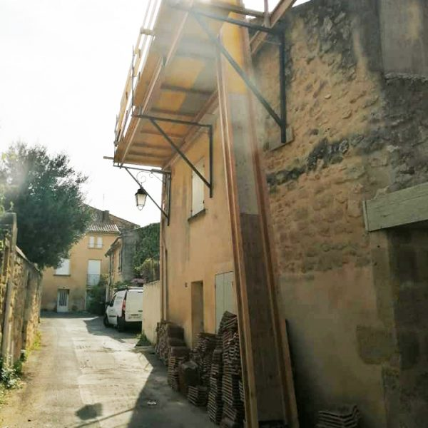 Maison de village St Hilaire d'Ozilhan